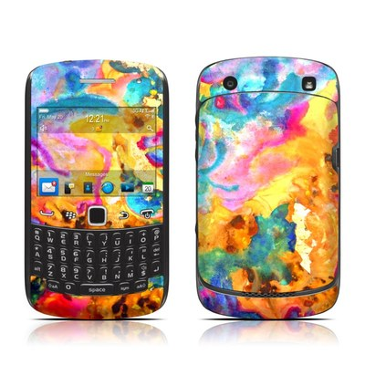 BlackBerry Curve 9300 Series Skin - Dawn Dance