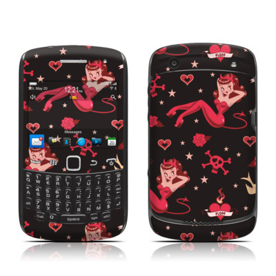 BlackBerry Curve 9300 Series Skin - Devilette