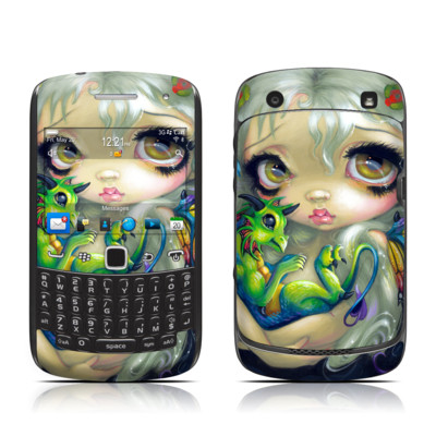 BlackBerry Curve 9300 Series Skin - Dragonling