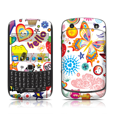 BlackBerry Curve 9300 Series Skin - Eye Candy