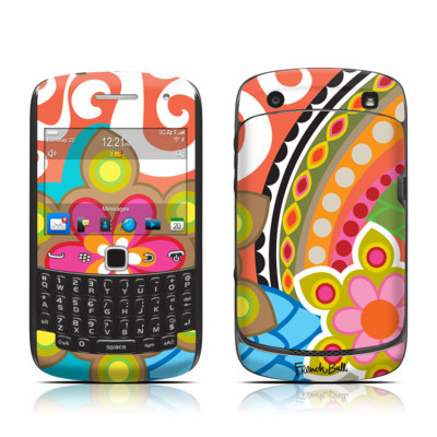 BlackBerry Curve 9300 Series Skin - Fantasia