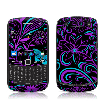 BlackBerry Curve 9300 Series Skin - Fascinating Surprise