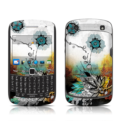 BlackBerry Curve 9300 Series Skin - Frozen Dreams
