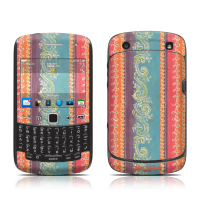 BlackBerry Curve 9300 Series Skin - Fresh Picked