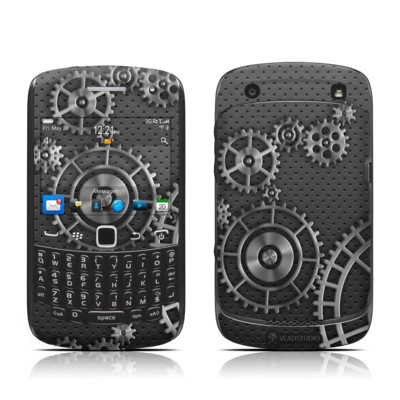 BlackBerry Curve 9300 Series Skin - Gear Wheel