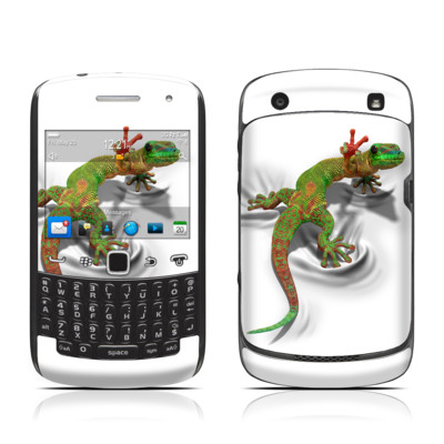 BlackBerry Curve 9300 Series Skin - Gecko