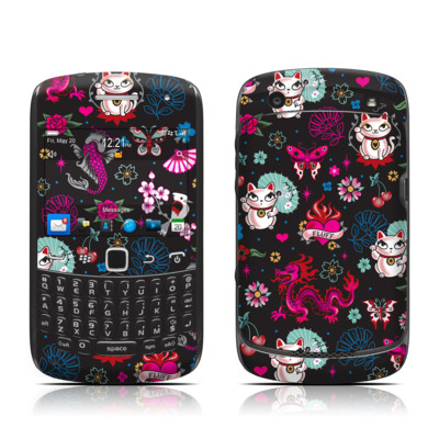 BlackBerry Curve 9300 Series Skin - Geisha Kitty