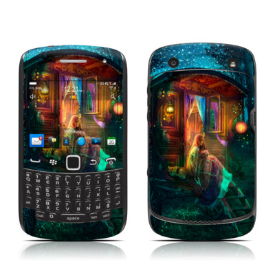 BlackBerry Curve 9300 Series Skin - Gypsy Firefly