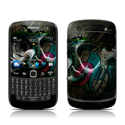 BlackBerry Curve 9300 Series Skin - Graffstract