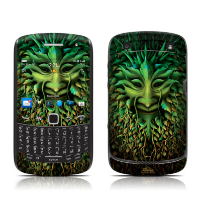 BlackBerry Curve 9300 Series Skin - Greenman