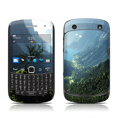 BlackBerry Curve 9300 Series Skin - Highland Spring