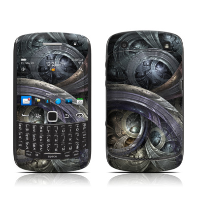 BlackBerry Curve 9300 Series Skin - Infinity