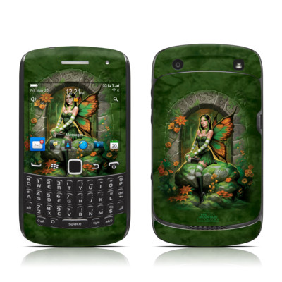 BlackBerry Curve 9300 Series Skin - Jade Fairy