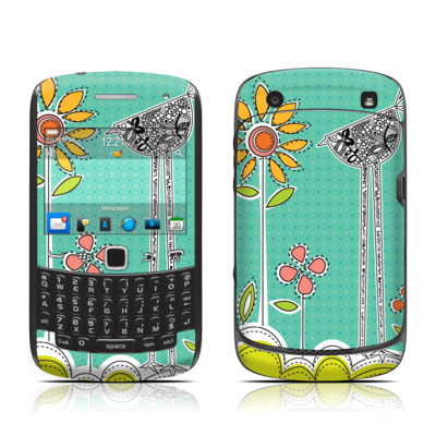 BlackBerry Curve 9300 Series Skin - Little Chicken