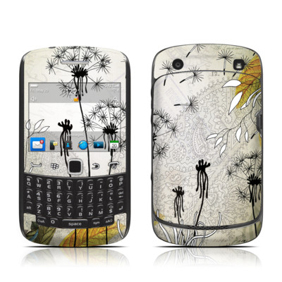 BlackBerry Curve 9300 Series Skin - Little Dandelion