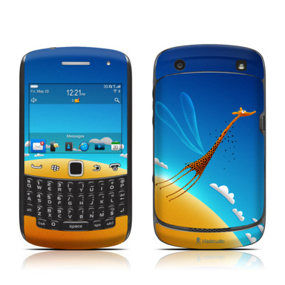 BlackBerry Curve 9300 Series Skin - Learn to Fly