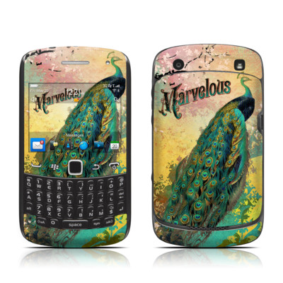 BlackBerry Curve 9300 Series Skin - Marvelous
