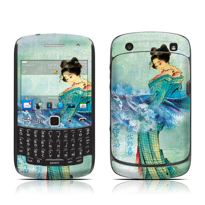 BlackBerry Curve 9300 Series Skin - Magic Wave