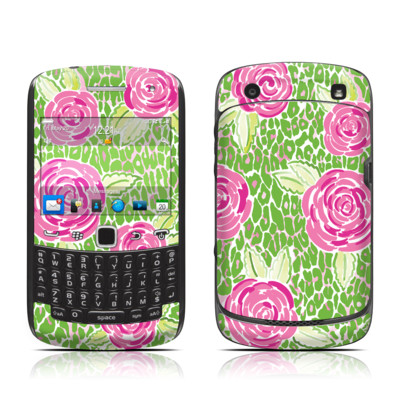 BlackBerry Curve 9300 Series Skin - Mia