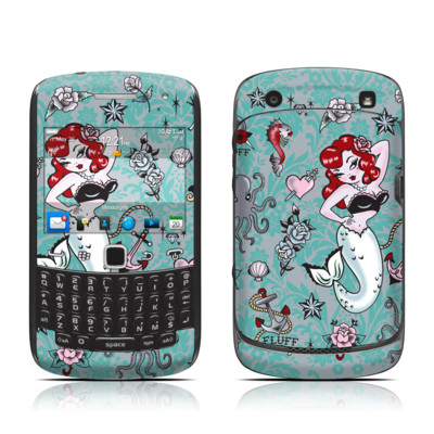 BlackBerry Curve 9300 Series Skin - Molly Mermaid