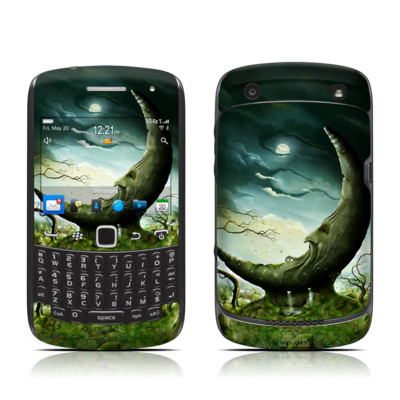BlackBerry Curve 9300 Series Skin - Moon Stone