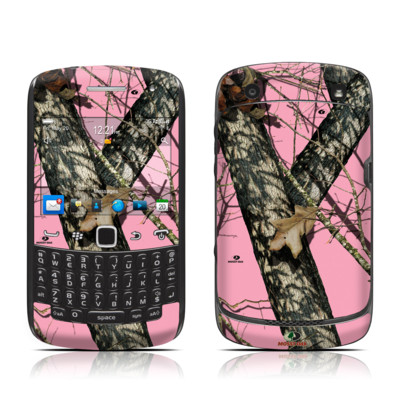 BlackBerry Curve 9300 Series Skin - Break-Up Pink