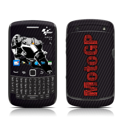 BlackBerry Curve 9300 Series Skin - MotoGP