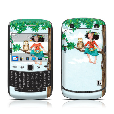 BlackBerry Curve 9300 Series Skin - Never Alone