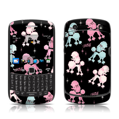 BlackBerry Curve 9300 Series Skin - Poodlerama