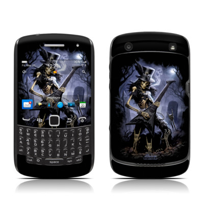 BlackBerry Curve 9300 Series Skin - Play Dead