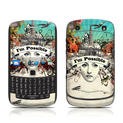 BlackBerry Curve 9300 Series Skin - Possible