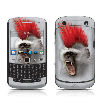 BlackBerry Curve 9300 Series Skin - Punky