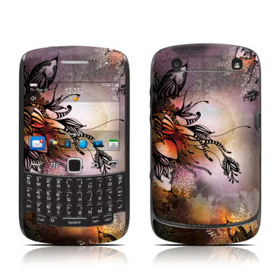 BlackBerry Curve 9300 Series Skin - Purple Rain