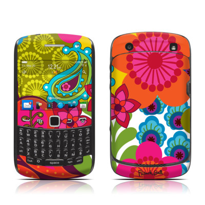 BlackBerry Curve 9300 Series Skin - Raj