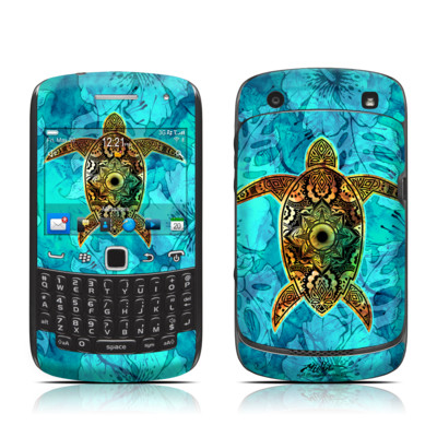 BlackBerry Curve 9300 Series Skin - Sacred Honu