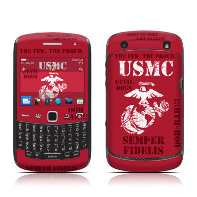 BlackBerry Curve 9300 Series Skin - Semper Fi
