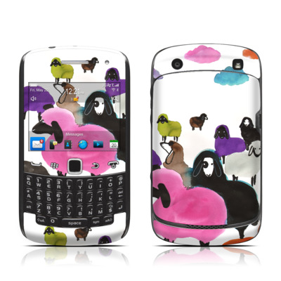 BlackBerry Curve 9300 Series Skin - Sheeps