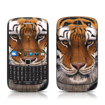 BlackBerry Curve 9300 Series Skin - Siberian Tiger