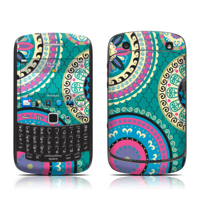 BlackBerry Curve 9300 Series Skin - Silk Road
