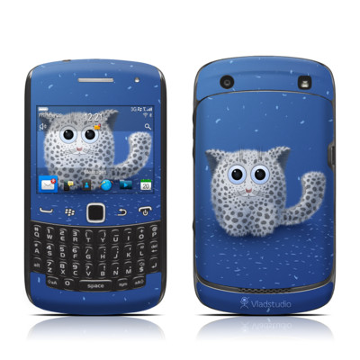 BlackBerry Curve 9300 Series Skin - Snow Leopard