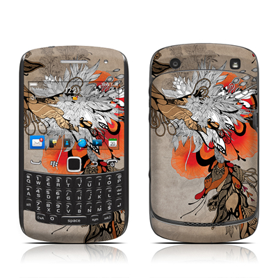 BlackBerry Curve 9300 Series Skin - Sonnet