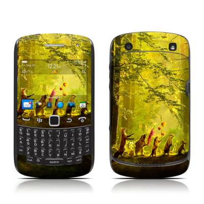 BlackBerry Curve 9300 Series Skin - Secret Parade