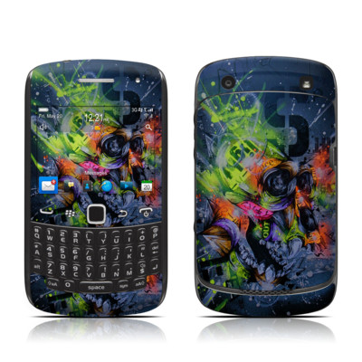 BlackBerry Curve 9300 Series Skin - Speak
