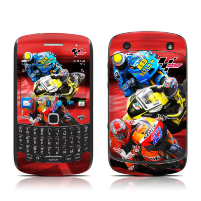 BlackBerry Curve 9300 Series Skin - Speed Collage