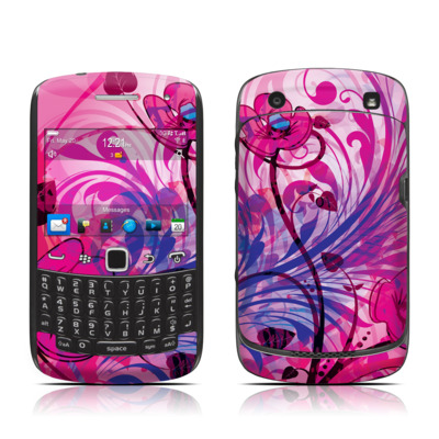 BlackBerry Curve 9300 Series Skin - Spring Breeze