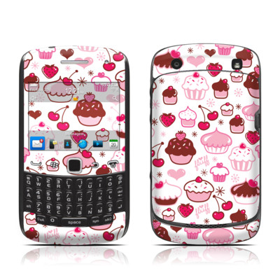 BlackBerry Curve 9300 Series Skin - Sweet Shoppe