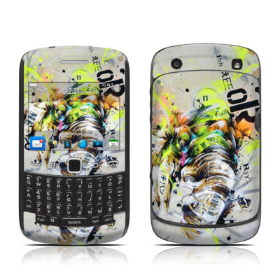 BlackBerry Curve 9300 Series Skin - Theory
