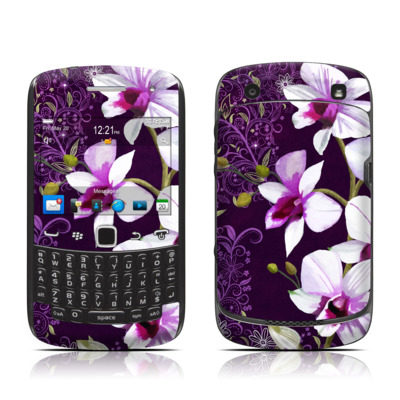 BlackBerry Curve 9300 Series Skin - Violet Worlds