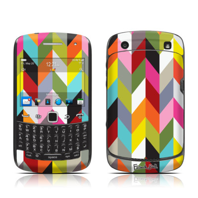 BlackBerry Curve 9300 Series Skin - Ziggy Condensed