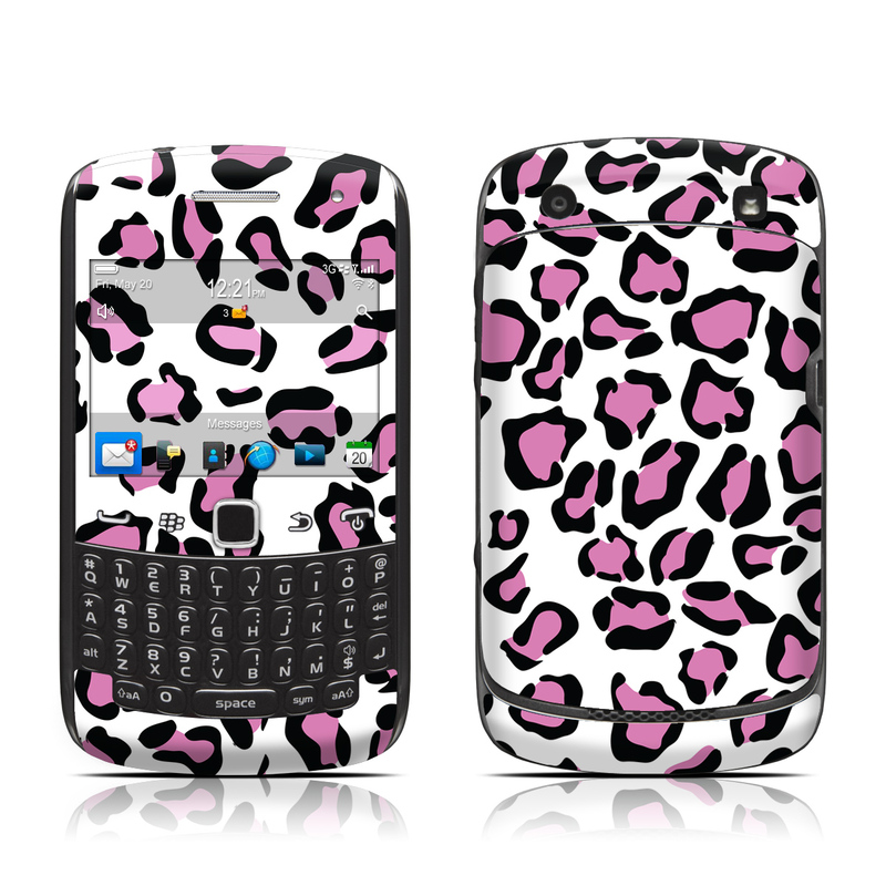 Love Wallpaper For Blackberry curve : BlackBerry curve 9300 Series Skin - Leopard Love by Brooke Boothe DecalGirl